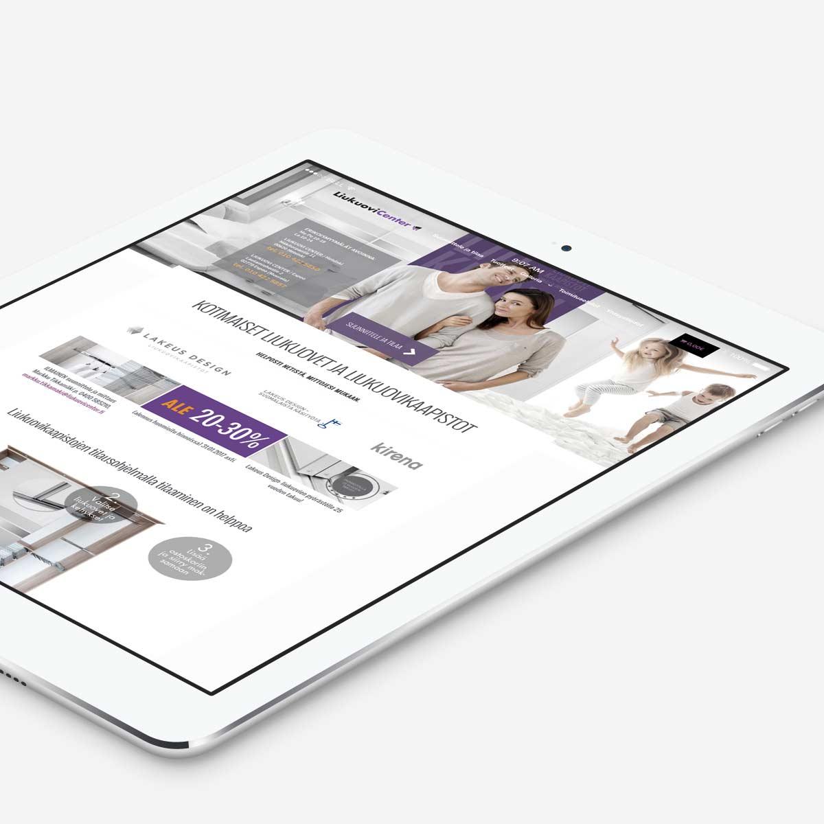 webdesign_liukuovicenter
