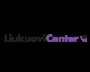 Graafinen suunnittelu / Logo Liukuovicenter