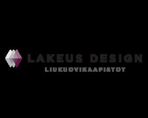 Graafinen suunnittelu / Logo Lakeus Design