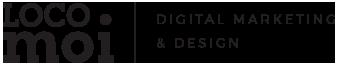 Digitoimisto LOCOmoi Logo