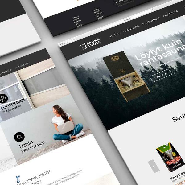 logosuunnittelu pohjautuu yrityksen toimialaan ja ydinsanomaan